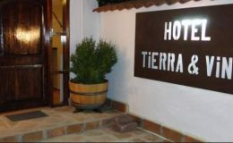 HOTEL TIERRA Y VINO PROGRAMA 2 NOCHES
